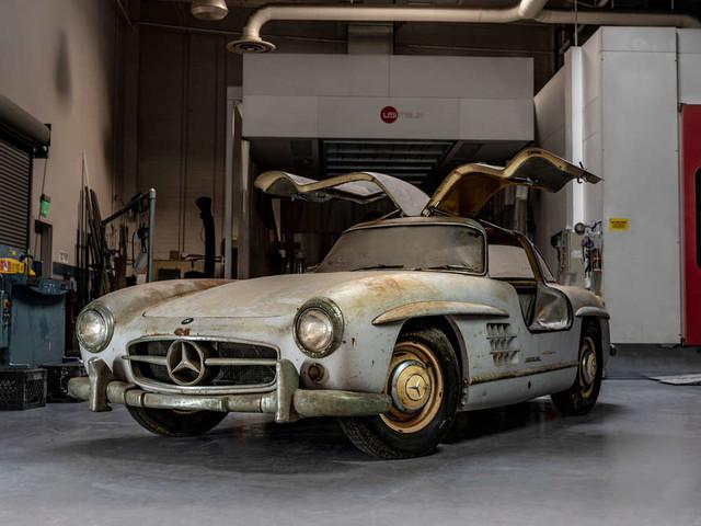 Wertvoller Oldtimer verstaubt Jahrzehnte in Garage - was wird jetzt aus ihm?