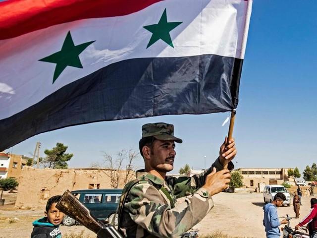 Assad an der Grenze: Was bedeutet das für den Syrien-Krieg