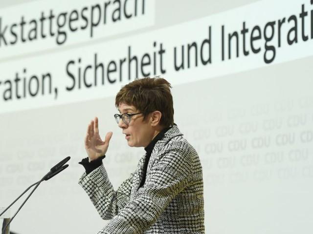 """""""Haben Lektion gelernt"""": CDU für verschärfte Migrationspolitik"""