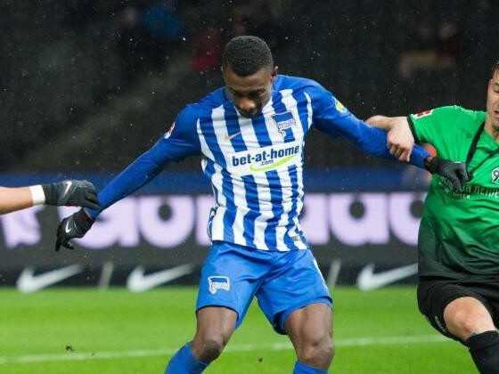 Hertha atmet durch: Kalou-Doppelpack bei 3:1 gegen Hannover