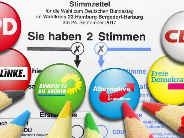 Bundestagswahl: Wie wahrscheinlich sind die möglichen Koalitionen?