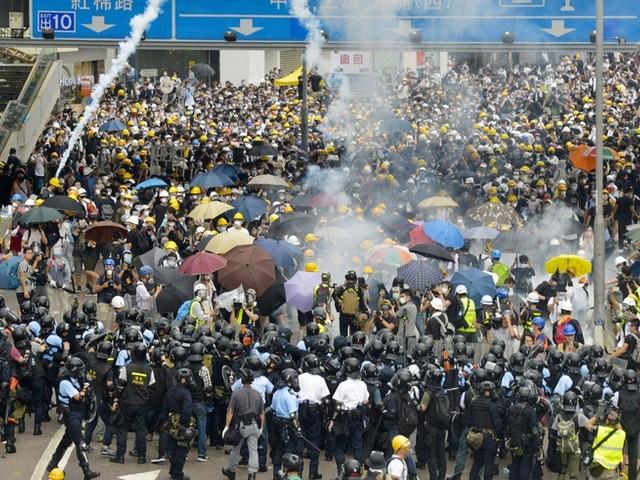 Nach Massenprotesten: Hongkong nimmt Auslieferungsgesetz zurück