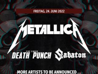 Download Festival: Deutschland-Premiere mit Metallica
