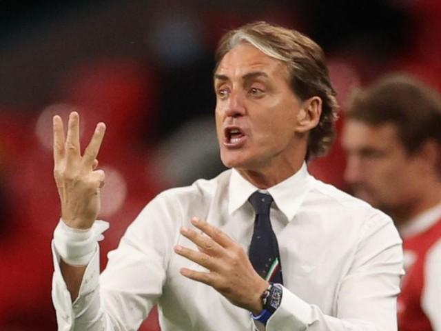 Italien - Belgien: Als Mancini wegen Martinez seinen Job verlor