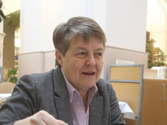 """Brigitte Ederer: """"Wo ist denn der Ederer-Tausender?"""""""