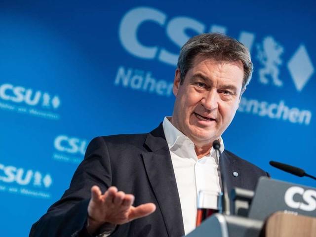 Umfrage: CSU außerhalb Bayerns fast zweistellig - in einer Region besonders stark