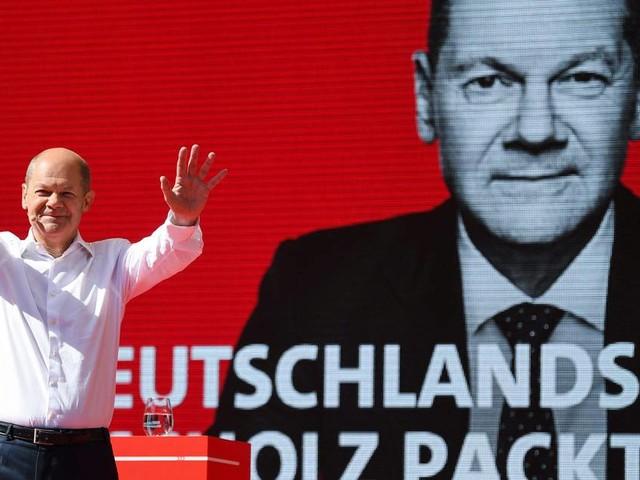 Newsblog zur Bundestagswahl: SPD liegt in neuer Umfrage weiter deutlich vorn