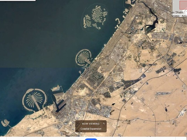 Virtuelles Reisen in Pandemiezeiten: Neue Zeitraffer-Funktion: Google Earth zeigt, wie schnell sich die Erde verändert
