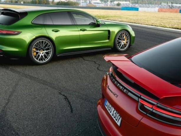 Schrägheck und Sport Turismo: Porsche Panamera jetzt auch wieder als sportlicher GTS