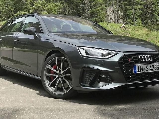 Fahrbericht Audi S4 TDI Avant - Sport-Diesel mit Beißhemmung: Audis neuer S4 im Test