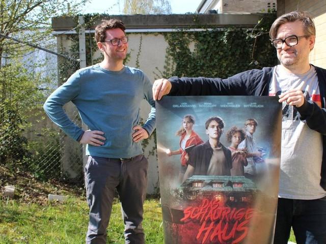 Zwei Osnabrücker schreiben Drehbuch für Netflix-Film