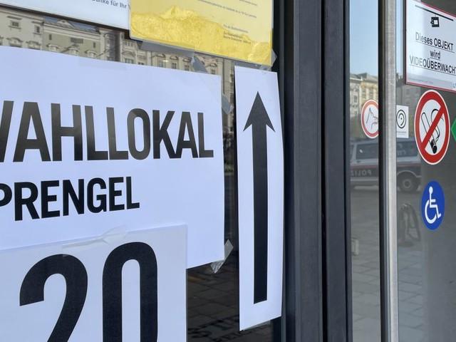 """Der Wahlmorgen in Linz: """"Wählen ist für mich ein Ritual"""""""