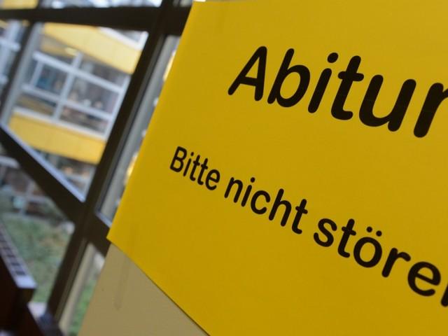 Schule: Abi unter Verschluss