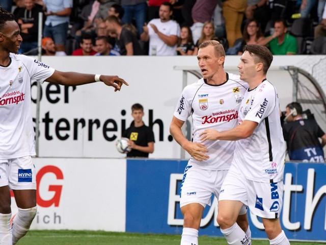 LASK im ÖFB-Cup mit Torhüter-Hilfe gegen einen Drittligisten weiter