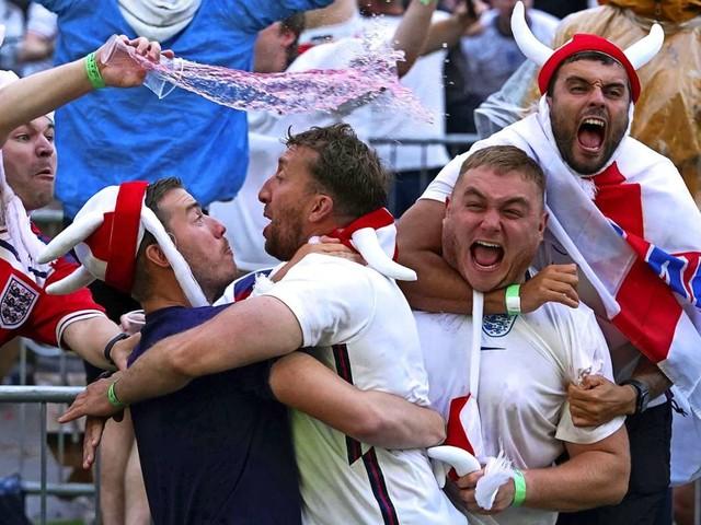 Zuschauer bei der EM 2021: Das Wagnis in Wembley