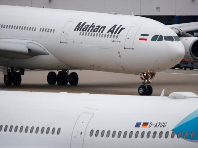 Terrorverdacht: Regierung verbietet Flüge von iranischer Airline
