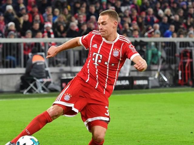 FC Bayern München: Joshua Kimmich soll Vertrag vorzeitig verlängern