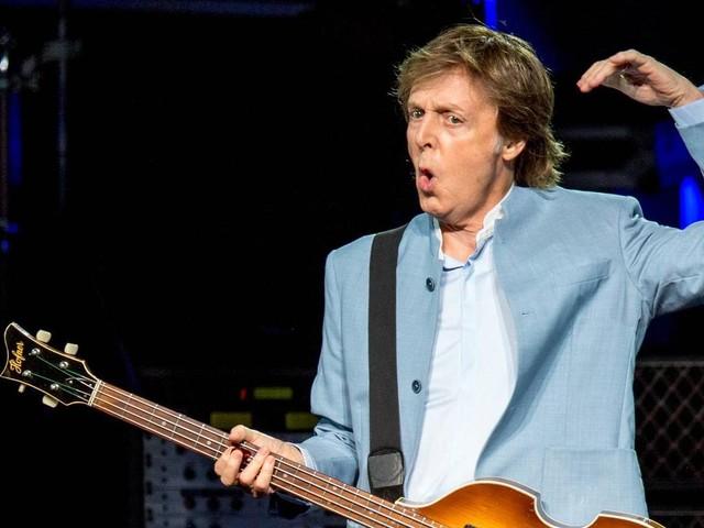 Paul McCartney nach 36 Jahren wieder Nummer eins in USA