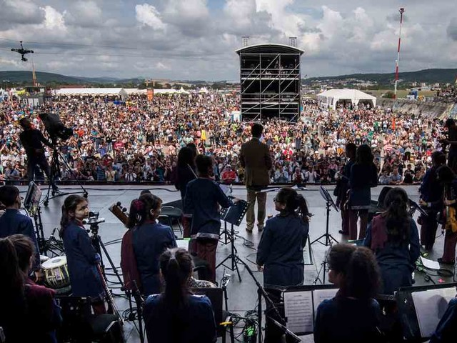 Nach Deutschland abgesetzt?: Vier Musikerinnen von Afghanistans erstem Frauenorchester in der Slowakei vermisst
