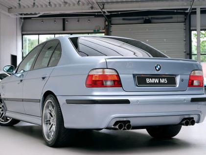 BMW M5 E39 mit 400 PS und wenig Kilometern M5 mit nur 55.000 Kilometern wird verkauft