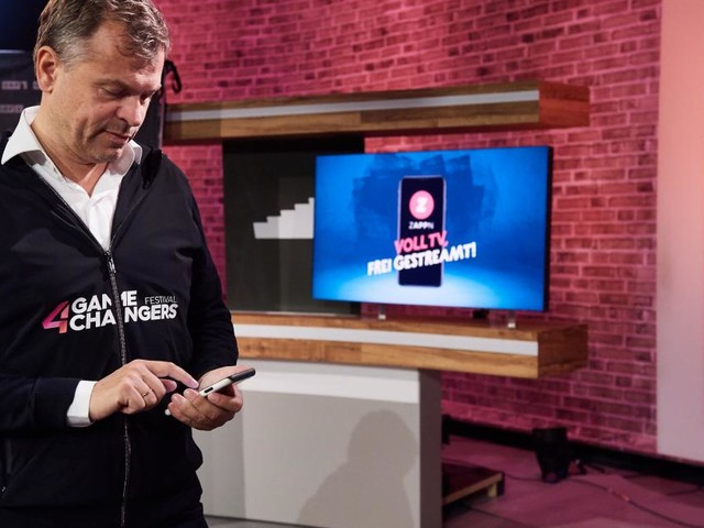 "Streaming-App ""Zappn"" um ORF-Kanäle erweitert"