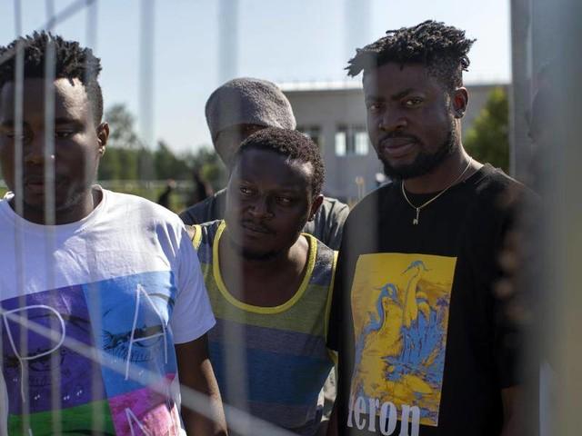 Migranten an Belarus-Grenze: Litauen fordert härteres Vorgehen der EU in Flüchtlingsfrage