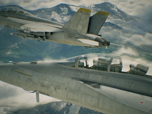 Ace Combat 7: Skies Unknown: Das Königreich Erusea schlägt zurück