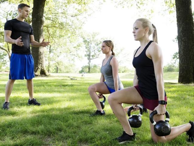 Sport im Freien - fast ohne Risiko