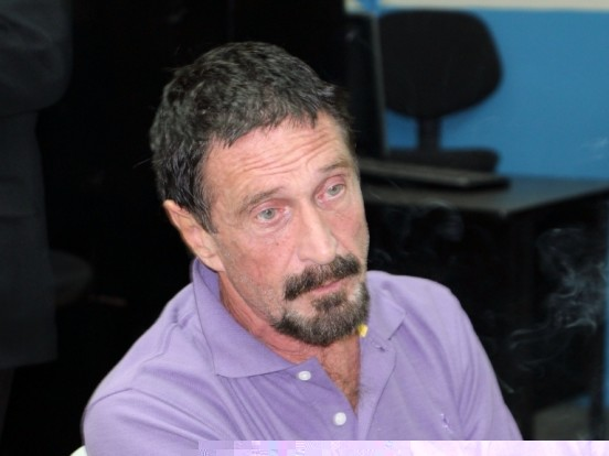 John McAfee ist tot: Antiviren-Pionier (75) leblos in Gefängniszelle aufgefunden