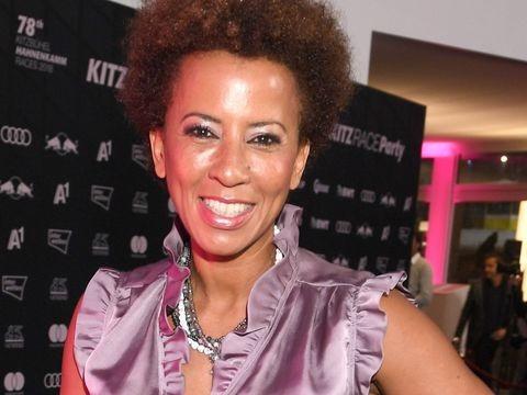 TV-Moderatorin: Arabella Kiesbauer und der Reiz echter Kriminalfälle