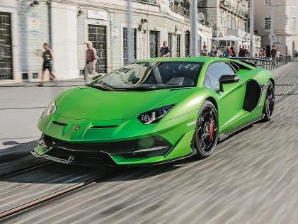 Lamborghini: Aventador, Hybrid, Technik, E-Motor, V10, V12 Die Rettung des Saugers