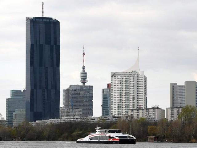 Von Wien nach Bratislava: Twin City Liner sind wieder unterwegs