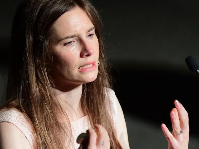 "Amanda Knox kritisiert Film ""Stillwater"" mit Matt Damon"