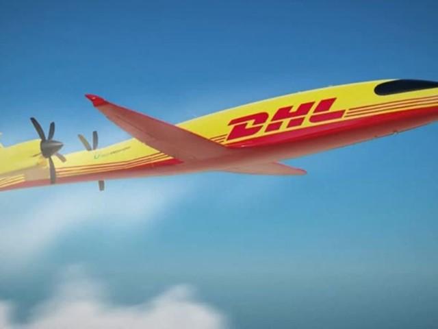 Emissionsfreier Betrieb: DHL liefert bald mit neuen E-Flugzeugen – Jungfernflug noch in diesem Jahr