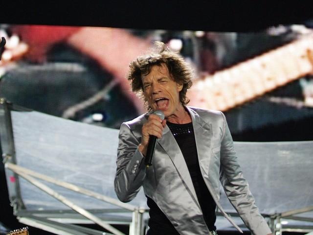 Video: Erstes Rolling-Stones-Konzert ohne Charlie Watts
