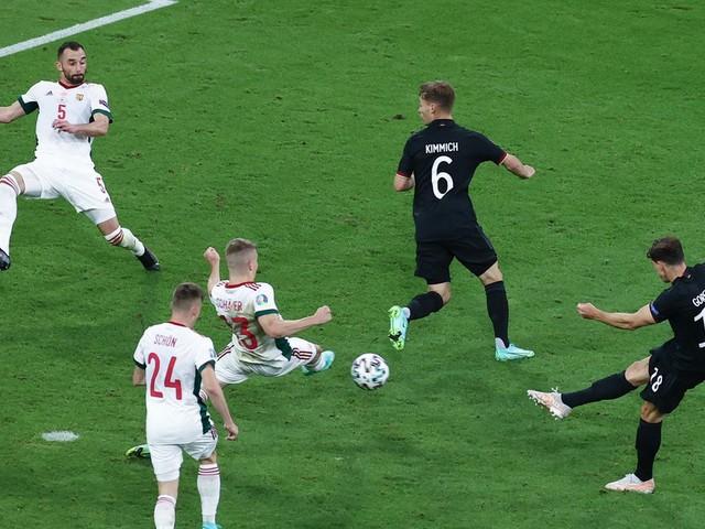 EM 2021: Zitterpartie: Deutschland rettet sich mit Unentschieden gegen Ungarn ins Achtelfinale