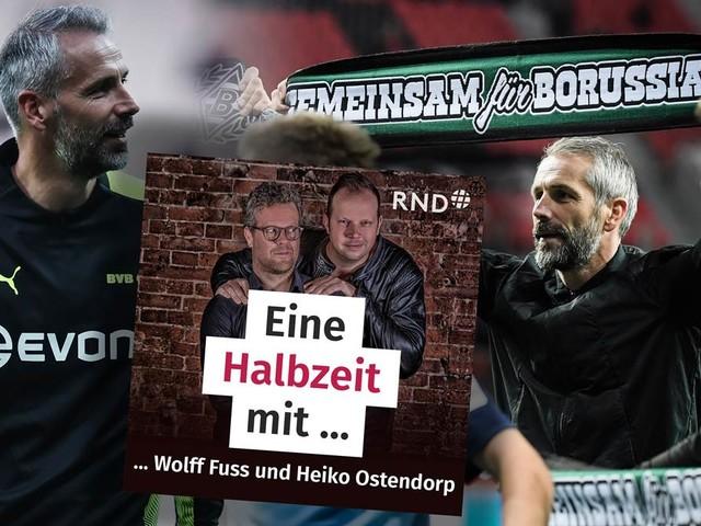"""Neue Folge """"Eine Halbzeit mit ..."""" – Der RND-Fußball-Podcast mit Wolff Fuss"""