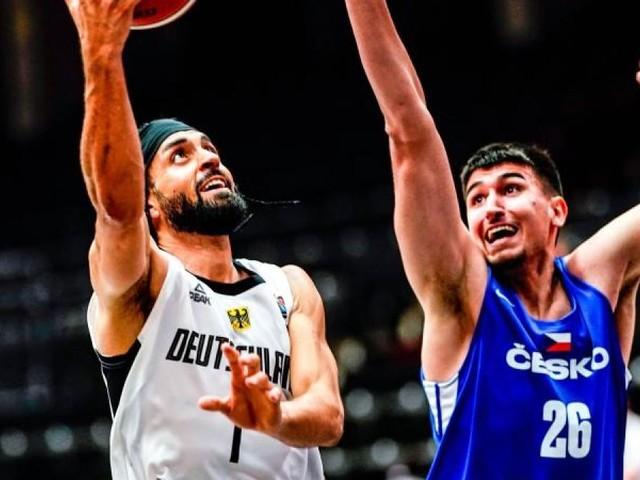Deutsche Basketballer mit Sieg gegen Tschechien
