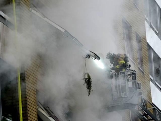 Schweden: Explosion in Göteborg: Viele Verletzte