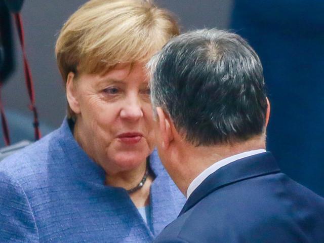 Migration: Merkel einigt sich auf gemeinsames Projekt mit Ungarn und Polen
