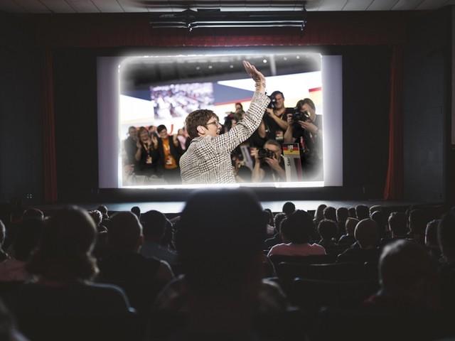 Warum die CDU beim Parteitag großes Kino geliefert hat