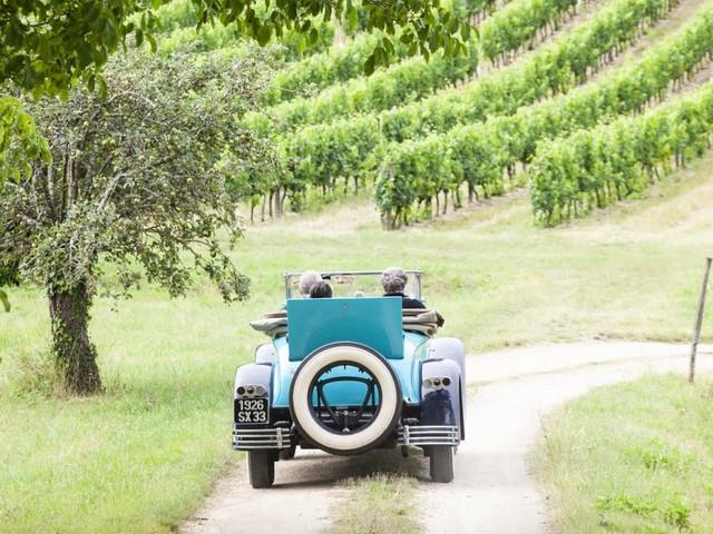 Hinein ins Vergnügen: Weinhochburg Bordeaux