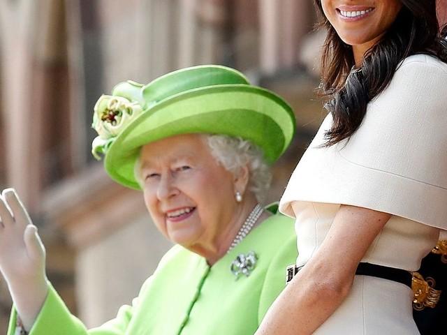 Queen gratuliert Herzogin Meghan zum Geburtstag