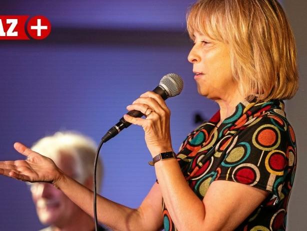 Kultur: Langenberg: Gisela Steinhauer präsentiert ihr Buch-Debüt