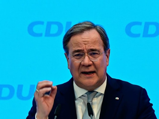 Unions-Kanzlerkandidatur: Armin Laschet setzt alles auf eine Karte