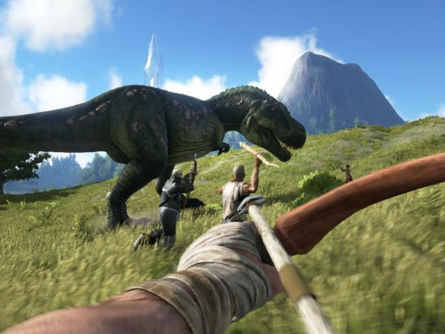 ARK: Survival Evolved - Xbox Play Anywhere: Windows-10-Version mit Cross-Play auf Xbox One
