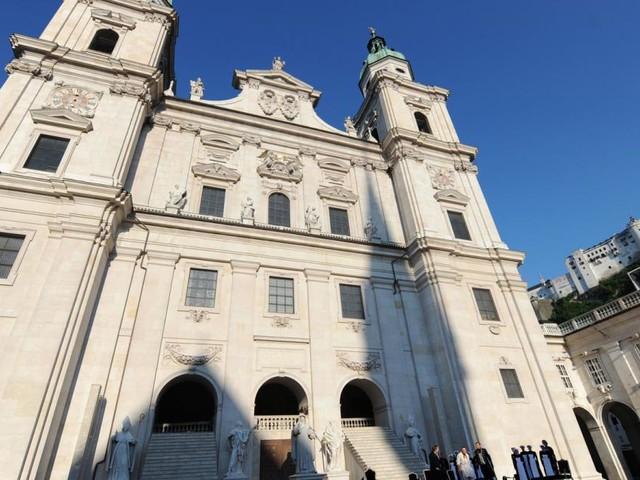 Eintrittsgebühr nur für Touristen in Salzburger Dom sorgt kirchenintern für Missfallen