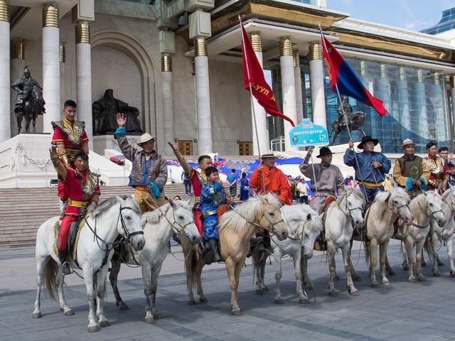 Beeindruckend: Zum Naadam Fest nach Ulan Bator reisen