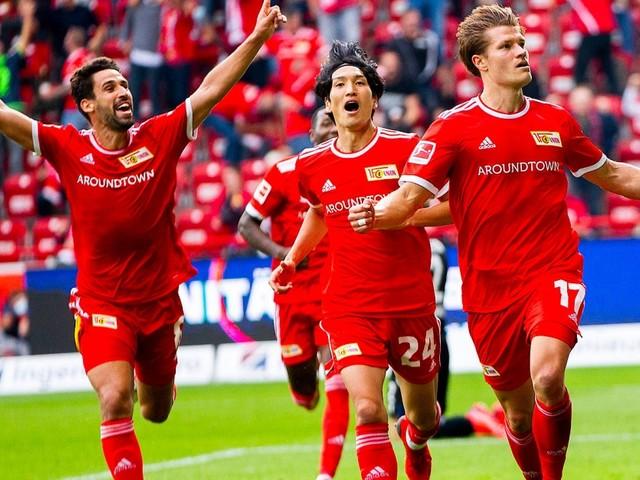 Bundesliga: Union Berlin im späten Glück