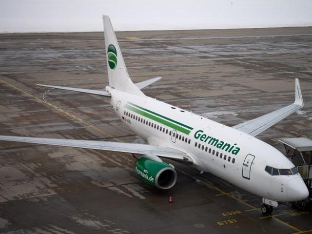 Insolvente Fluglinie: Germania-Rettung ist gescheitert